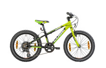 Cube Kid 200 race black 'n' green